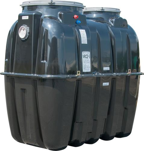 環境機器関連製品>浄化槽>マエザワ浄化槽 放流ポンプ槽付VRC3型 VRC3-7T6ブ^ポツキ Mコード:80094 前澤化成工業