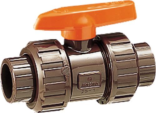 その他製品>MSバルブ>耐熱HT 自在型ボールバルブ TS式 HT-VBTU HTVBTU65赤 Mコード:85695 前澤化成工業