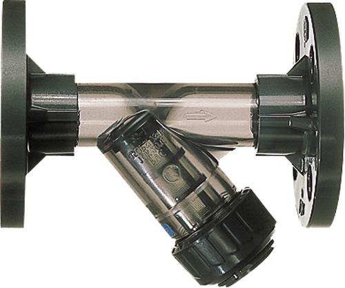 その他製品 MSバルブ ストレーナ フランジ式VSF (30メッシュ) VSF25 Mコード:87203 前澤化成工業