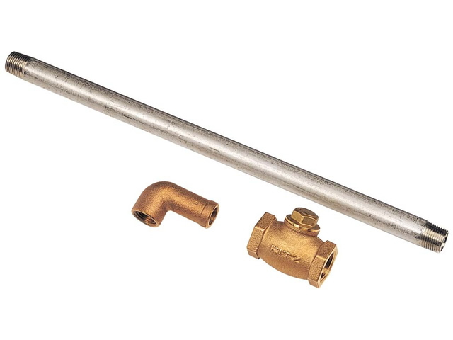 【BZ-4F】 別売部品(給湯専用タイプ) 大容量給湯システム 丸形用特殊部材 配管セット 受注生産品 [新品]三菱 電気温水器