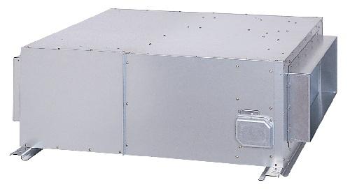三菱 換気扇 産業用換気送風機 熱交換形換気扇 (ロスナイ) BFS-550TUA1-60 ストレートシロッコファン 天吊埋込タイプ 消音形 [大型便][メーカー直送][代引不可]
