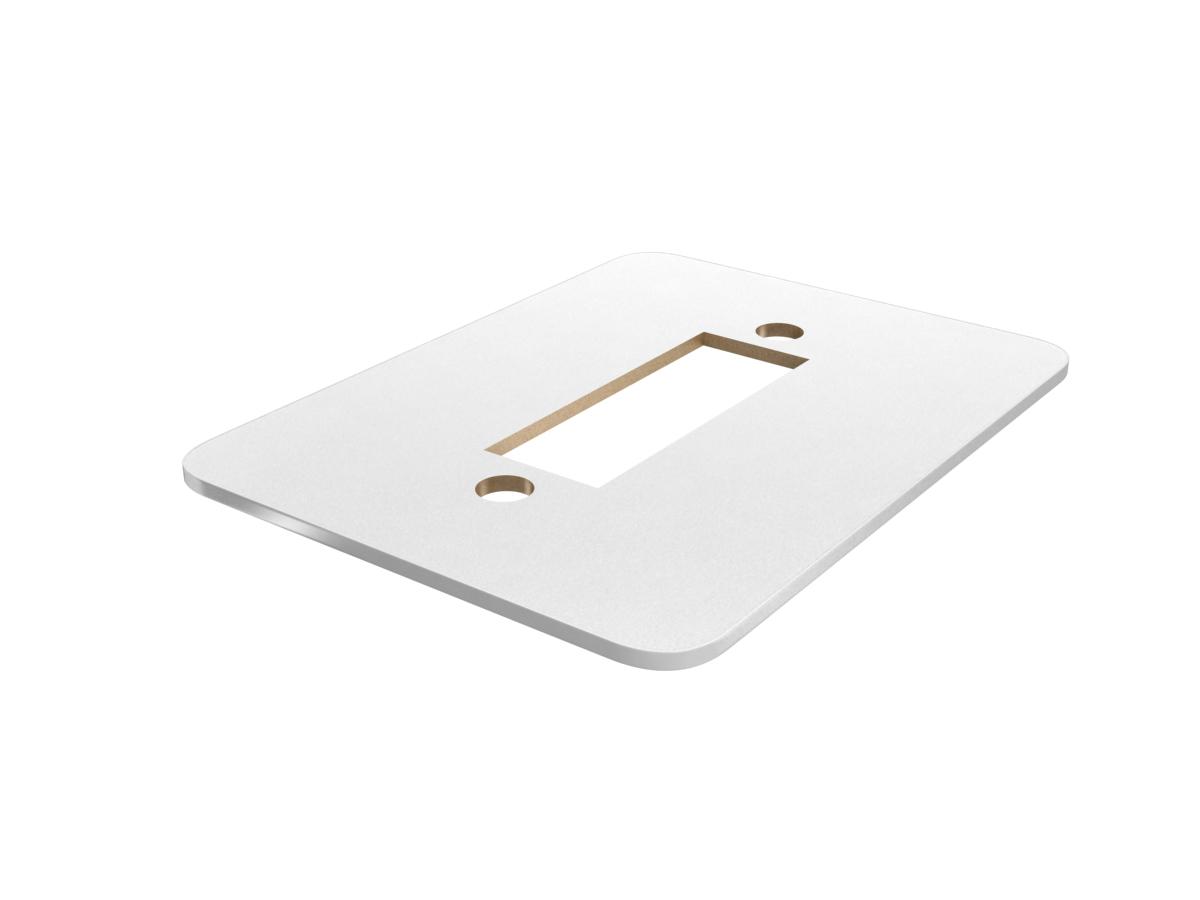 【BT-90C-W】三菱喫煙用集塵・脱臭機/スモークダッシュ テーブル板 奥行90cm 灰皿なし 換気扇
