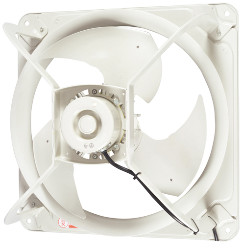 【EWG-60ETA】 三菱 換気扇 産業用有圧換気扇 低騒音形 排気専用 [工場/作業場/倉庫] 【EWG60ETA】