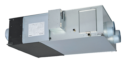 三菱 換気扇 業務用ロスナイ [本体] 業務用LGH-N65RKS2 LGH-N65RKS2