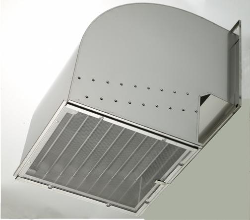 三菱 換気扇 部材 【QWH-50SA】 有圧換気扇システム部材 ウェザーカバー 【沖縄・北海道・離島は送料別途】