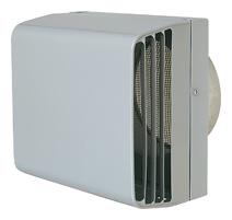 【AT-175TWSY4】 メルコエアテック 外壁用(ステンレス製) 耐外風フード(左右開口タイプ)|縦ギャラリ・網 【AT175TWSY4】 【代引き不可】