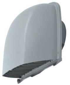 AT-200FGS5 メルコエアテック 外壁用 (ステンレス製) 深形フード (ワイド水切タイプ) |縦ギャラリ AT200FGS5 [代引不可]