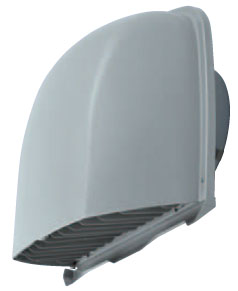 【AT-200FGSD5】 メルコエアテック 外壁用(ステンレス製) 深形フード(ワイド水切タイプ)|縦ギャラリ 【AT200FGSD5】 【代引き不可】