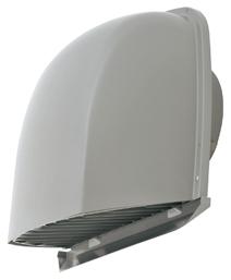 【AT-200FWSD5-BL3M】 メルコエアテック 外壁用(ステンレス製) 深形フード(ワイド水切タイプ)BL品|縦ギャラリ・網 【AT200FWSD5BL3M】 【代引き不可】