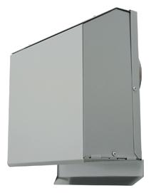 【AT-200LNSD4-3M】 メルコエアテック 外壁用(ステンレス製) 超深形フード|網 【AT200LNSD43M】 【代引き不可】