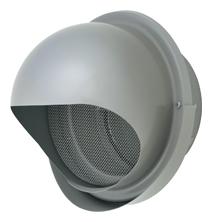 AT-200MNSJD4-BL メルコエアテック 外壁用 (ステンレス製) 丸形フード (ワイド水切タイプ)  網 AT200MNSJD4BL [代引不可]