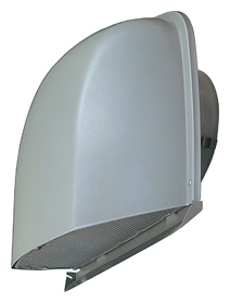 【AT-200SNS4B】 メルコエアテック 外壁用(ステンレス製) 防音形フード(不燃・耐湿タイプ)|網 【AT200SNS4B】 【代引き不可】