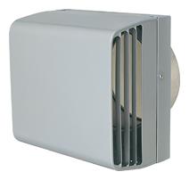 AT-200TGSY4-BL メルコエアテック 外壁用 (ステンレス製) 耐外風フード (左右開口タイプ) |縦ギャラリ AT200TGSY4BL [代引不可]