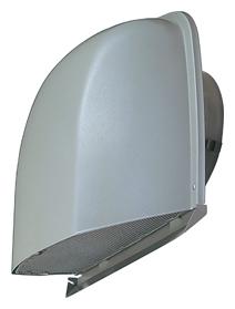 【AT-225FNS4】 メルコエアテック 外壁用(ステンレス製) 深形フード(ワイド水切タイプ)|網 【AT225FNS4】 【代引き不可】