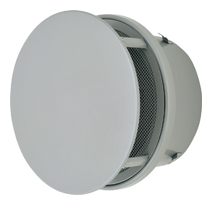 【AT-250TUNSD】 メルコエアテック 外壁用(ステンレス製) 丸形防風板付ベントキャップ|網 【AT250TUNSD】 【代引き不可】