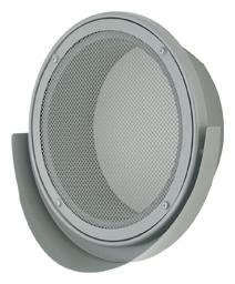 【AT-250UNSJ5】 メルコエアテック 外壁用(ステンレス製) 薄形ベントキャップ(ワイド水切タイプ)|網 【AT250UNSJ5】 【代引き不可】