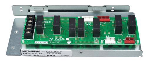 三菱 換気扇 【PGL-24BJCS2】 業設用ロスナイ用システム部材 【PGL24BJCS2】