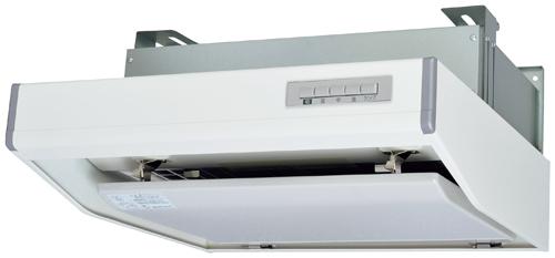 三菱 換気扇 V-602SHL2-BLR 換気扇・ロスナイ [本体] レンジフードファン フラットフード形 BL認定品 V-602SHL2-BLR