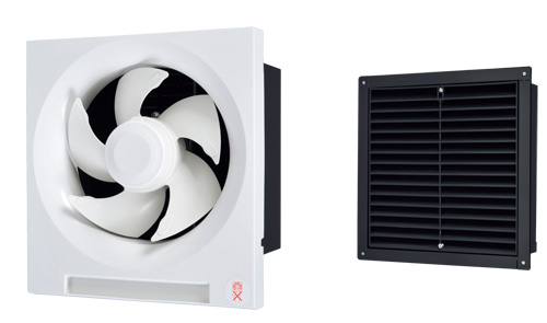 三菱 換気扇 EX-20P8 標準換気扇 暗室用換気扇 (旧品番:EX-20P7)