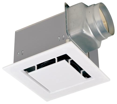 三菱 換気扇 VD-18ZVX5-X ダクト用換気扇 天井埋込形(DCブラシレスモーター搭載) 居間・事務所・店舗用 金属ボディ (旧品番:VD-18ZVX3-X)