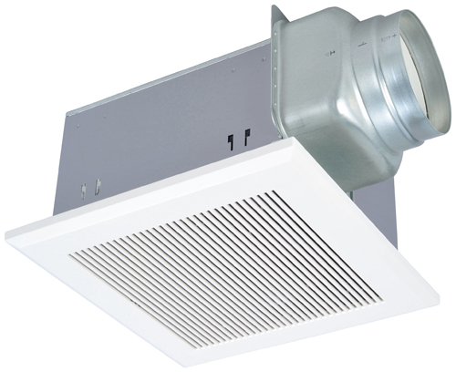 三菱 換気扇 VD-20ZLX12-CS ダクト用換気扇 天井埋込形(ACモーター搭載) 居間・事務所・店舗用 金属ボディ (旧品番:VD-20ZLX10-CS)