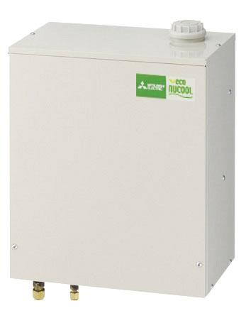 三菱 換気扇 【VEH-406HCD-K】 床暖房システム エコヌクール 熱交換ユニット [新品]