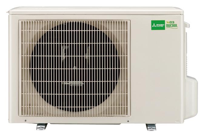 三菱 換気扇 【VEH-406HPD-H】 床暖房システム エコヌクール 室外ユニット [新品]