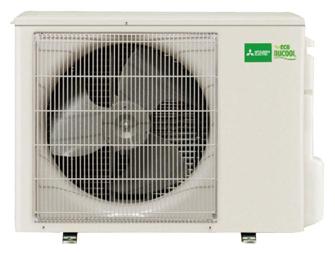 三菱 換気扇 【VEH-507HPD-H】 床暖房システム エコヌクール 室外ユニット [新品]