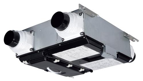 三菱 換気扇 【VL-10PZM3-R】 換気扇・ロスナイ 24時間換気システム(熱交換) 天井埋込型・大風量タイプ