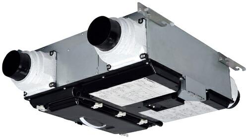 三菱 換気扇 【VL-20PZMG3-R】 換気扇・ロスナイ 24時間換気システム(熱交換) 天井埋込型・大風量タイプ