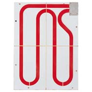 三菱 換気扇 VPH-S4S5 床暖房システム 放熱器 床暖房パネル (根太上設置タイプ)
