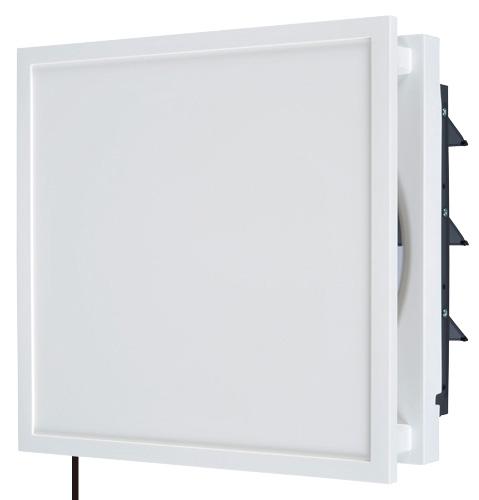 三菱 換気扇 EX-20LX7-C 標準換気扇 クリーンコンパック インテリアタイプ EX-20LX6-Cの後継品 居間用・店舗用 MITSUBISHI 販売形名C:535D21