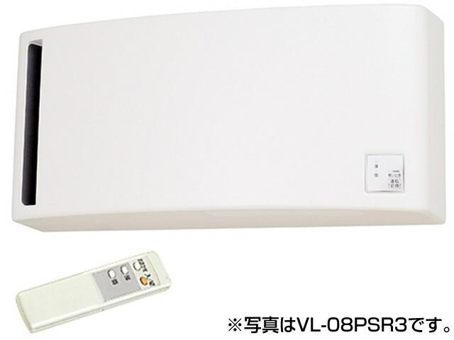 三菱 換気扇 VL-08PSR3-BE 壁掛けロスナイ 壁掛1パイプ (Φ100mm) 取付タイプ 排湿用ロスナイ 24時間換気機能付 MITSUBISHI 販売形名C:537A47