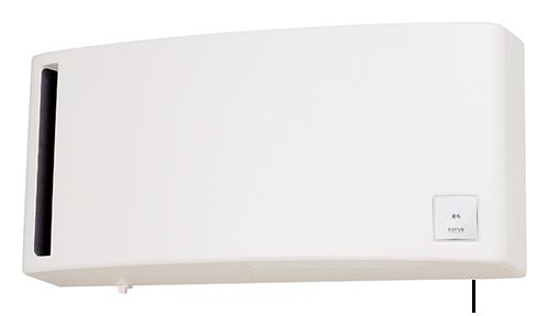 三菱 換気扇 VL-10S3-D 壁掛けロスナイ 壁掛1パイプ (Φ100mm) 取付タイプ ロスナイ換気タイプ 24時間換気機能付 MITSUBISHI 販売形名C:537A50