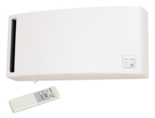 三菱 換気扇 VL-12SAH3 壁掛けロスナイ 壁掛1パイプ (Φ100mm) 取付タイプ 急速排気付タイプ 24時間換気機能付 MITSUBISHI 販売形名C:537A64