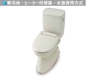 【便器は全品送料無料】一般洋風便器リトイレ(リフォーム用)(寒冷地・流動方式)手洗なし・便座なしセット 床排水 INAX イナックス LIXIL・リクシル BC-250S+DT-3510HUW+NB