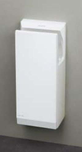 【JT-SB216JSH-W】三菱 ジェットタオル 両面ジェット風 スリム 簡易ヒーター付 200V W(ホワイト) [新品]