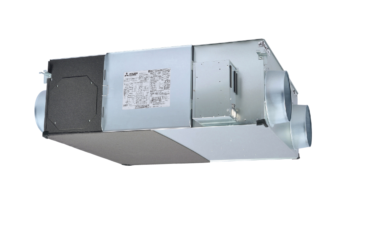 【LGH-N100RS2】 三菱[MITSUBISHI] 業務用ロスナイ [本体]業務用 天井埋込形 換気扇