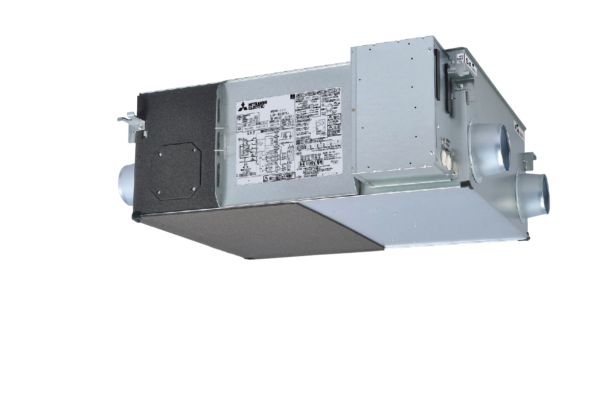 【LGH-N15RX2D】 三菱[MITSUBISHI] 業務用ロスナイ [本体]業務用 天井埋込形 換気扇