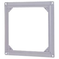 三菱 換気扇 有圧換気扇システム部材 有圧換気扇用絶縁枠 PS-50ZW