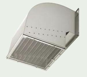 三菱 換気扇 部材 【QWH-20SAM】 有圧換気扇システム部材 ウェザーカバー