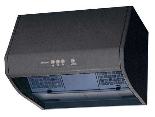V-602K7-BK-M 三菱 レンジフードファン ブース形 (深形) ブラック 上幕板なしタイプ(幅600mm、奥行600mm、高さ400mm)シロッコファン 換気扇【沖縄・北海道・離島は送料別途】