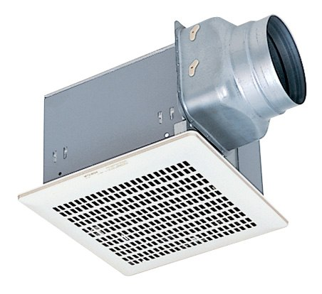 【VD-18Z9】 三菱 換気扇(ロスナイ) ダクト用換気扇 天井埋込形 台所・湯沸し室・厨房用【VD-18Z8】の後継機種 【お一人様1個まで】