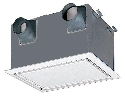 熱交換形換気扇 VL-120Z2 ダクト用ロスナイ天井埋込形 インテリアタイプ取替専用 VL120Z2 三菱 換気扇 熱交換形換気扇 (ロスナイ)