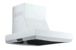 トクラス オープンキッチン用レンジフード サイドサイクロンフード 同時給排気タイプ ホワイト 【STC904WHDK(R/L)】【単品販売OK】