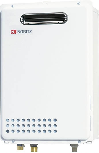 ノーリツ ガス給湯器 【GQ-1626AWX-DXBL】 (ふろ高温水供給方式) 16~2.5号 [新品]