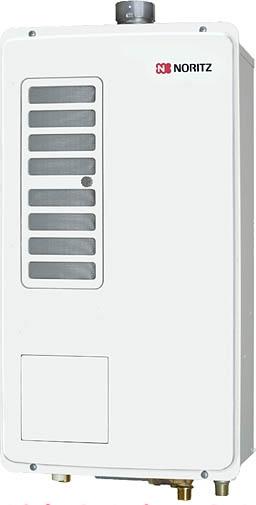 ノーリツ ガス給湯器 【GQ-1627AWXD-F-1-DXBL】 (ふろ高温水供給方式) 16~2.5号 [新品]