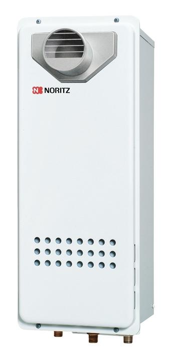 ノーリツ ガス給湯器 【GQ-1628AWX-T-DXBL】 (ふろ高温水供給方式) 16~2.5号 [新品]