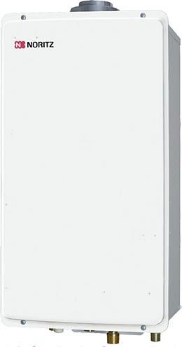 ノーリツ ガス給湯器 【GQ-2027AWX-FFA-DXBL】 (ふろ高温水供給方式) 20~2.5号 [新品]