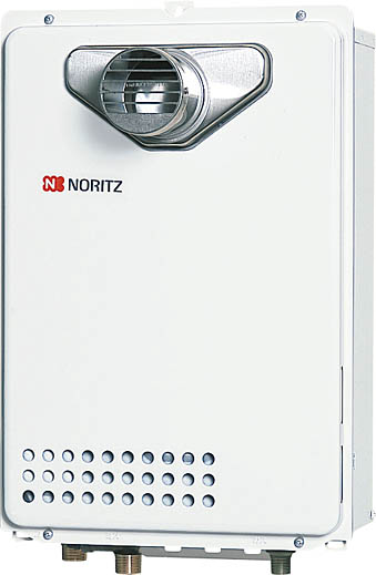 ノーリツ ガス給湯器 【GQ-2037WS-T】 20~2.5号 [新品]